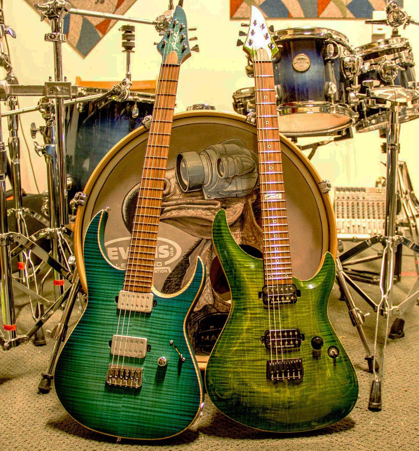 Got Some New Guitars! - Protest The Hero