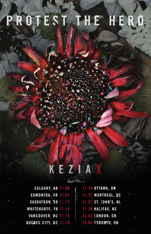 Kezia 10th Anniversary Shows! - Protest The Hero