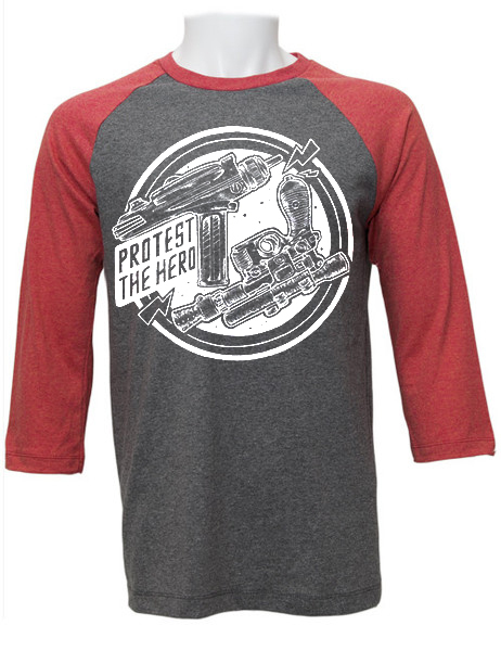 Apparently You Design Our Merch Now eh? - Protest The Hero